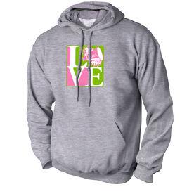 Cheerleading Standard Sweatshirt Love Cheerleading