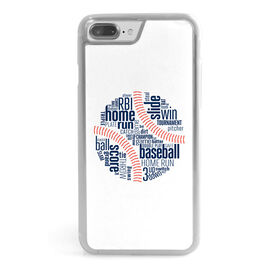 Baseball iPhone® Case - Words