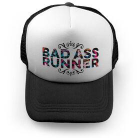 Running Trucker Hat - Bad Ass Runner