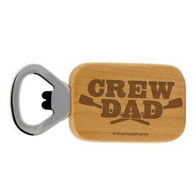 Crew Dad Maple Bottle Opener