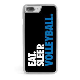 Volleyball iPhone® Case - Eat. Sleep. Volleyball.