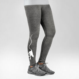 Fly Fishing Performance Tights Wet Fly