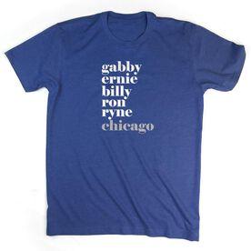 Baseball Short Sleeve T-Shirt - FANtastic Chicago
