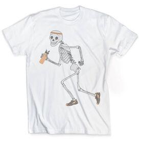 Vintage Running T-Shirt - Never Stop Running