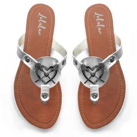 LuLaLax Thong Sandals