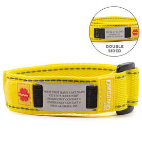 Tech Nylon IDmeBAND Double Sided Bracelet