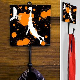 Basketball Hook Slam Dunk