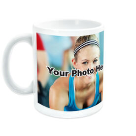 Cross Training Ceramic Mug Custom Photo