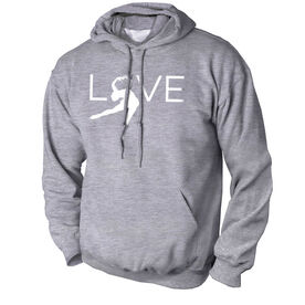 Figure Skating Standard Sweatshirt - Love