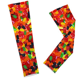 Printed Arm Sleeves Fruity Delights
