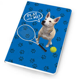 Tennis Notebook Play With Me