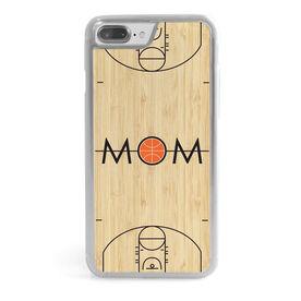 Basketball iPhone® Case - Basketball Mom Court