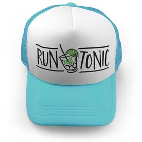 Running Trucker Hat - Run And Tonic