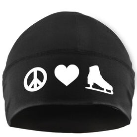 Beanie Performance Hat - Peace Love Skate