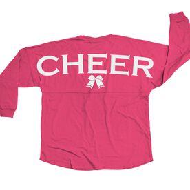 Cheerleading Statement Jersey Shirt Cheer