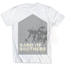 Vintage Football T-Shirt - Band of Brothers