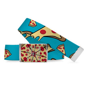 Cross Training Lifestyle Belt I Lift So I Can Eat Pizza