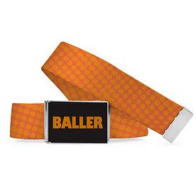 Basketball Lifestyle Belt Baller