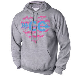 Cross Country & Cross Country Standard Sweatshirt Cross Country Love