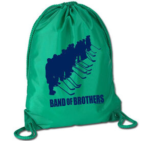 Band of Brothers Hockey Sport Pack Cinch Sack