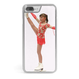 Figure Skating iPhone® Case - Custom Photo