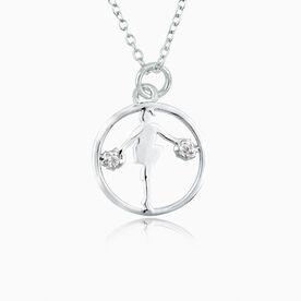 Sparkle & Cheer Pendant Necklace