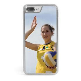 Volleyball iPhone® Case - Custom Photo