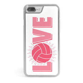 Volleyball iPhone® Case - Love