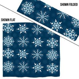 RokBAND Multi-Functional Headband - Snowflakes
