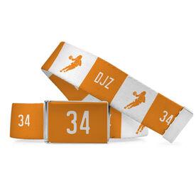 Basketball Lifestyle Belt Personalized Girl