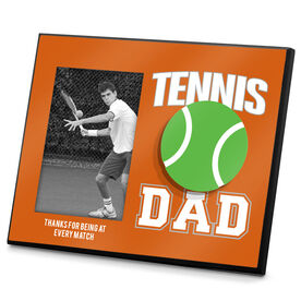 Tennis Photo Frame Tennis Dad