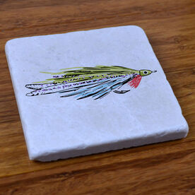 Deceiver Fly Fishing - Stone Coaster