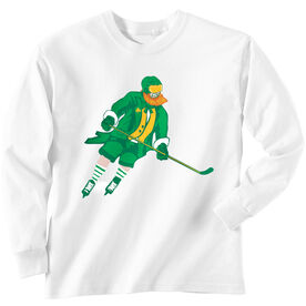 Hockey Tshirt Long Sleeve St. Hat-Tricks
