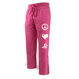 Swim Lounge Pants Peace Love Swimming