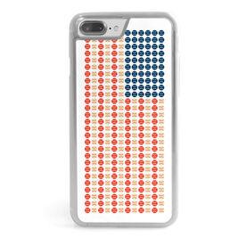 Baseball iPhone® Case - Patriotic Baseball