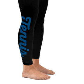 Tennis Leggings Tennis Script