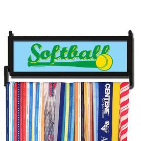AthletesWALL Softball Bat Medal Display