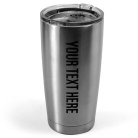 General Sports 20 oz. Double Insulated Tumbler - Your Text