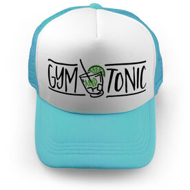 Cross Training Trucker Hat - Gym And Tonic