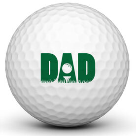 Golf Dad Golf Ball