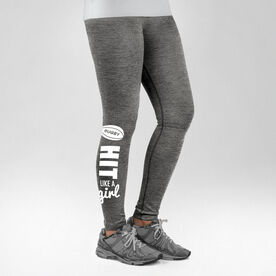 Rugby Performance Tights Hit Like A Girl