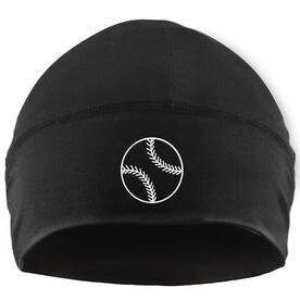 Beanie Performance Hat - Baseball Ball