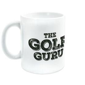 Golf Ceramic Mug Guru