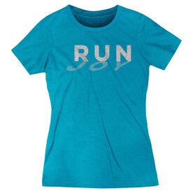Women's Everyday Runners Tee Run Joy