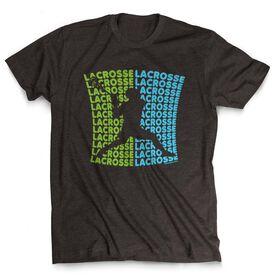 Guys Lacrosse Short Sleeve T-Shirt - All Lacrosse