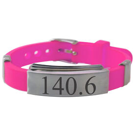 140.6 Silicone Bracelet