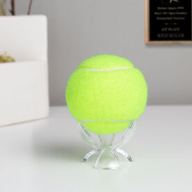 Tennis Acrylic Ball Stand