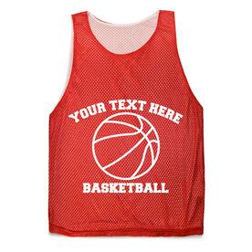 Basketball Pinnie - Custom
