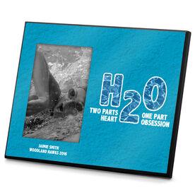 Swimming Photo Frame H2O