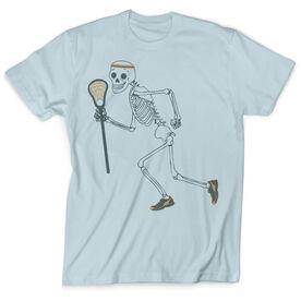 Lacrosse Vintage T-Shirt - Never Stop Laxing